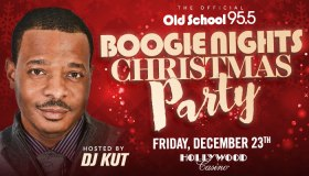 Boogie Nights Christmas Party 2016